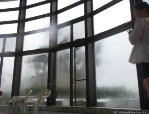 台風の沖縄子連れ旅行〜ロワジールホテル(旧チサンリゾート那覇)に救われる(2011夏/6日目)