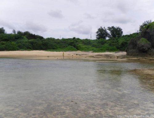 沖縄秘密ビーチ:真栄田岬裏ビーチ