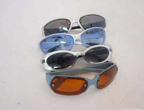 子供の紫外線対策②紫外線から目を守る子供用サングラス