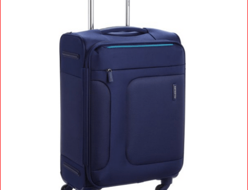 軽くて容量大 機内持ち込みスーツケースの決定版