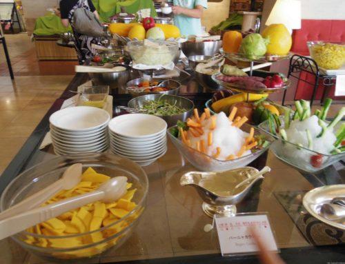 子連れ徳島一泊旅行 ⑧ルネッサンスリゾートナルト朝食とプールと釣り