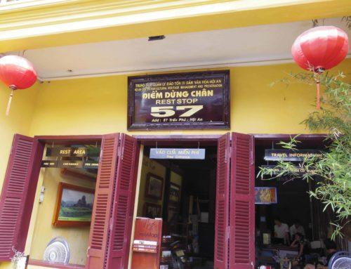 ベトナムホイアン子連れ旅行記 ホイアン旧市街散歩