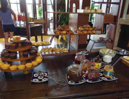 ベトナムホイアン子連れ旅行記 サンライズホイアンでの食事