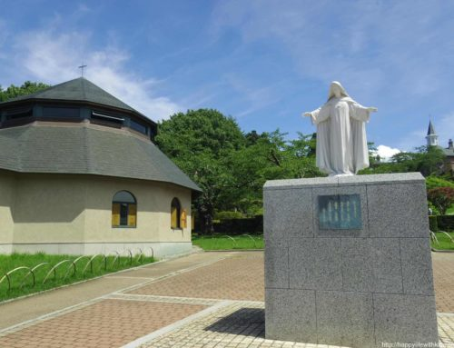 子連れ函館旅行へGO:函館の食とトラピスチヌ修道院