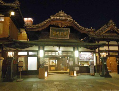 猛暑の松山子連れ1泊2日旅行:いよてつ高島屋観覧車・道後温泉