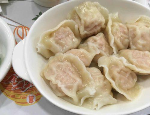 台北松山空港にて食欲復活