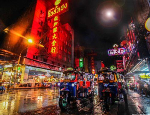 (女一人)バンコクドンムアン空港夜到着の場合のホテルをどうするか②バンコクのBTS/MRT駅近激安ホテル